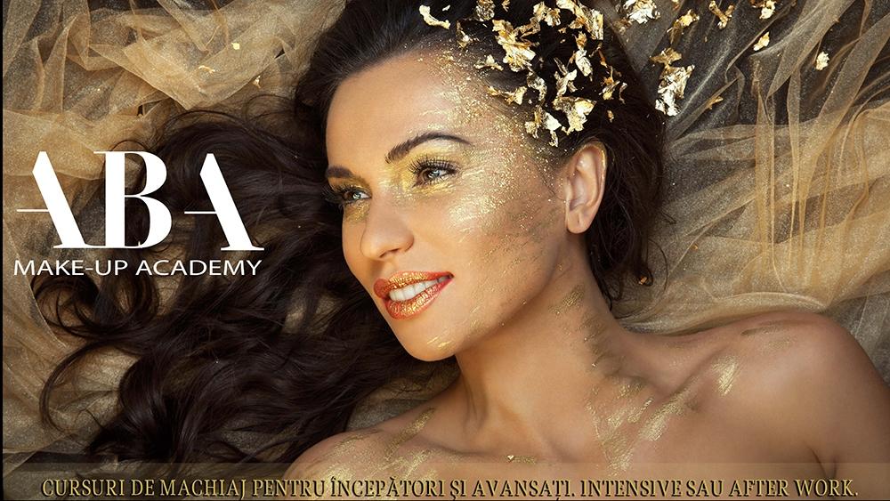 Scoala Aba Make Up Academy Te Asteapta La Cursuri De Machiaj Pentru